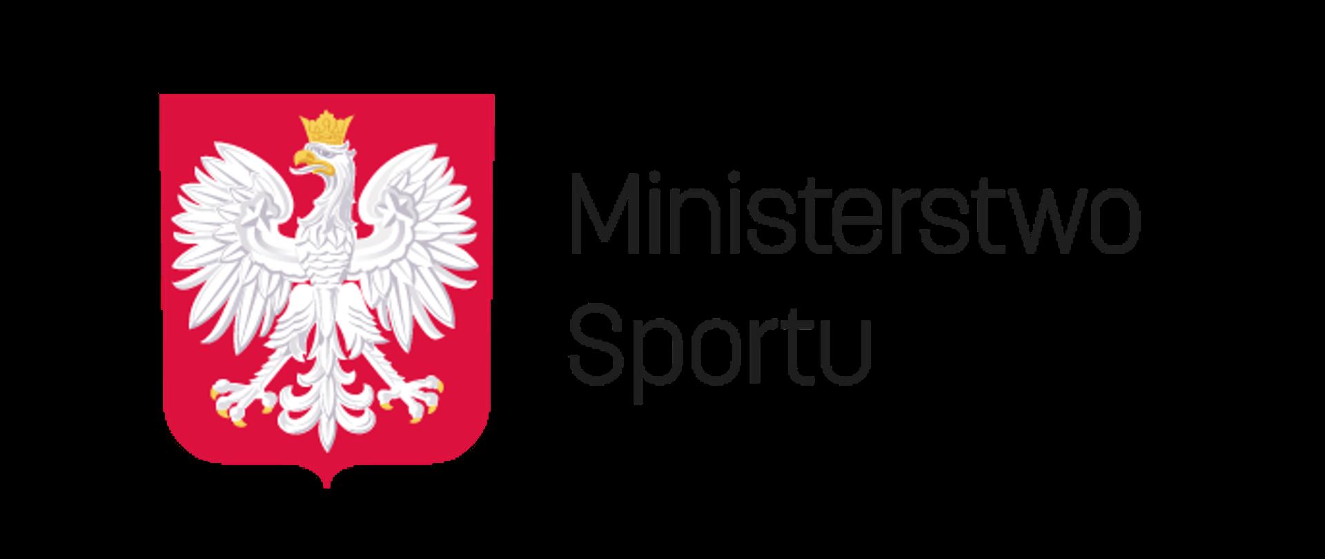 Logo - Ministerstwo Sportu - Portal Gov.pl