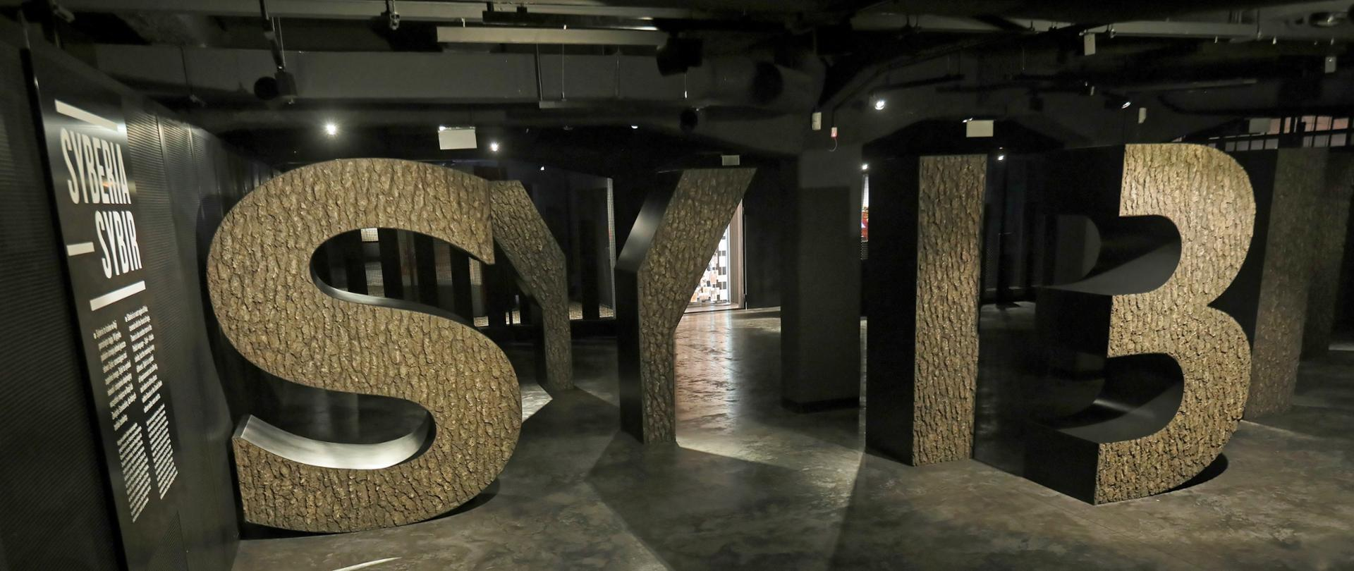 Muzeum Pamięci Sybiru powstaje dzięki ogromnemu wsparciu MKDNiS fot. PAP/Artur Reszko