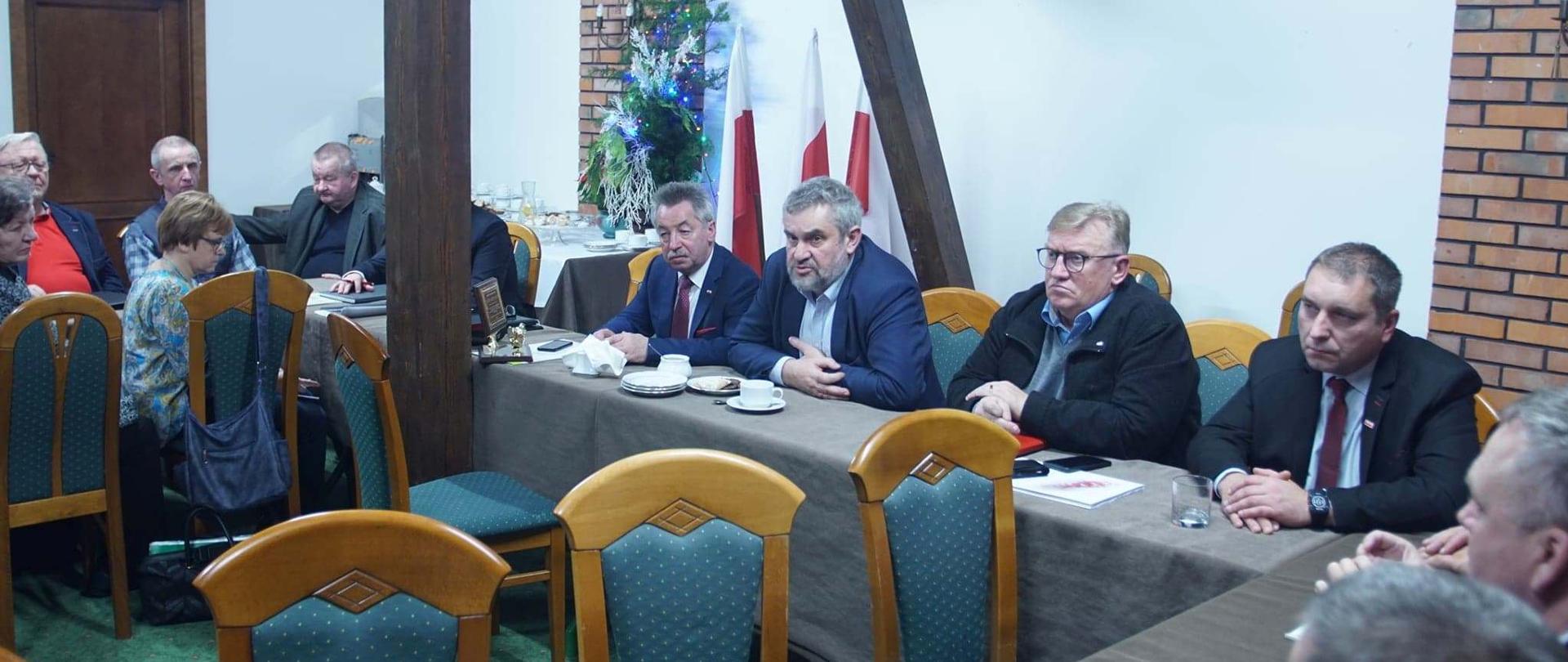 Spotkanie z Sekretariatem Rolnictwa NSZZ Solidarność