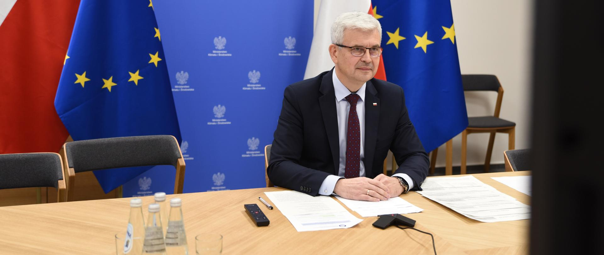 Wiceminister Ireneusz Zyska o rozwoju morskiej energetyki wiatrowej na Bałtyku