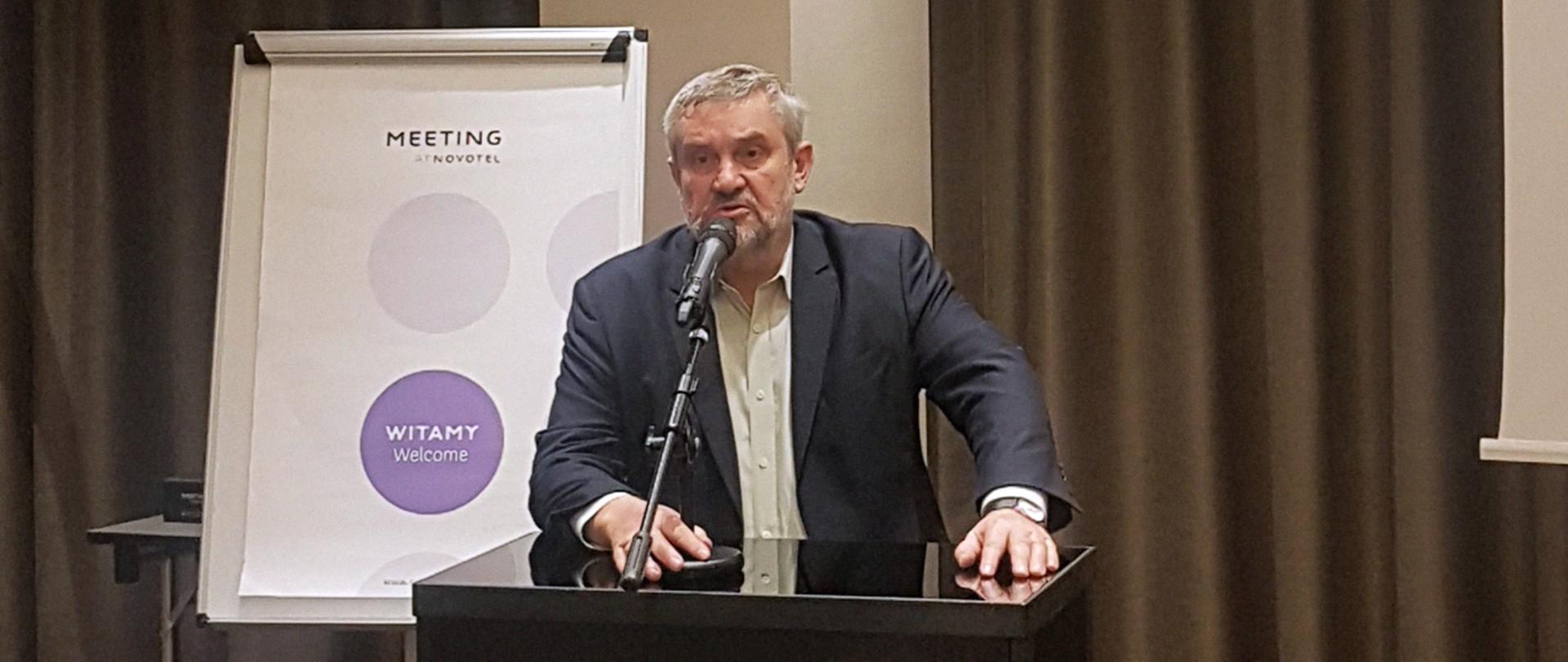 """Rozmowy ze związkowcami z NSZZ RI """"Solidarność"""""""