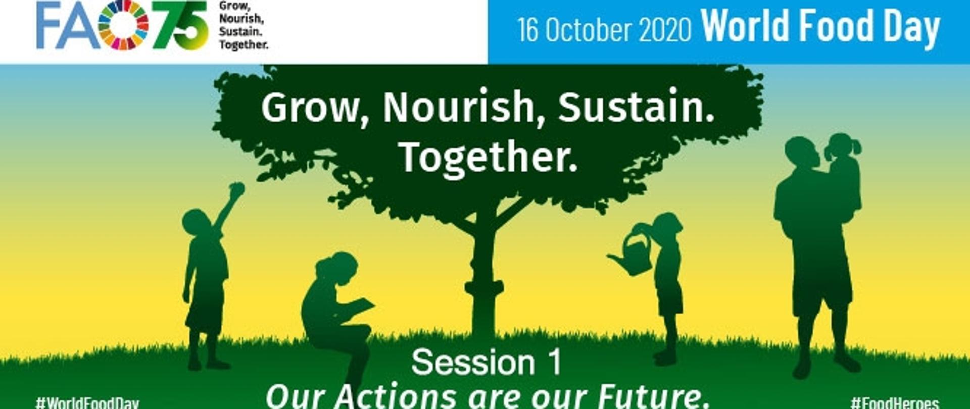Światowy Dzień Żywności 2020