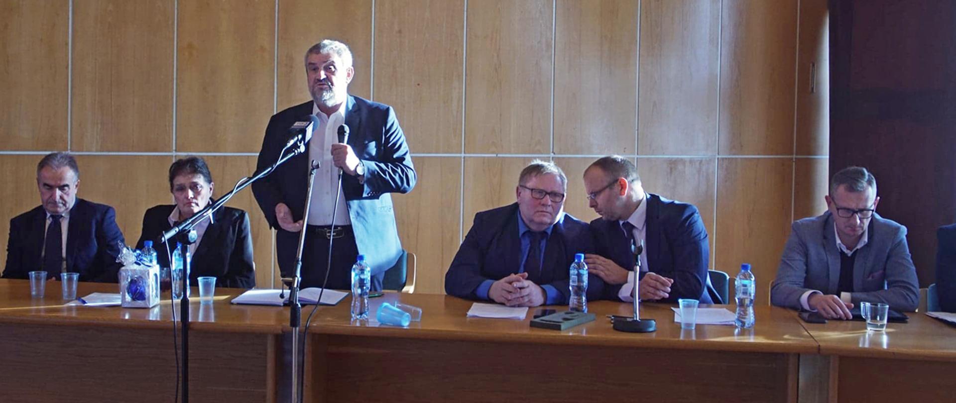 Rozmowy w Kujawsko-Pomorskiej Izbie Rolniczej