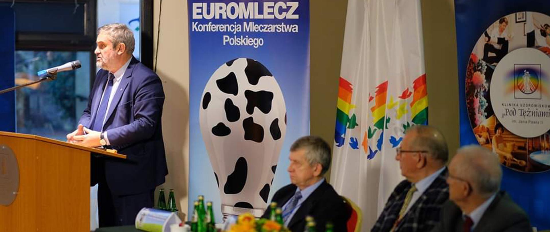 Musimy eksportować - EUROMLECZ 2020