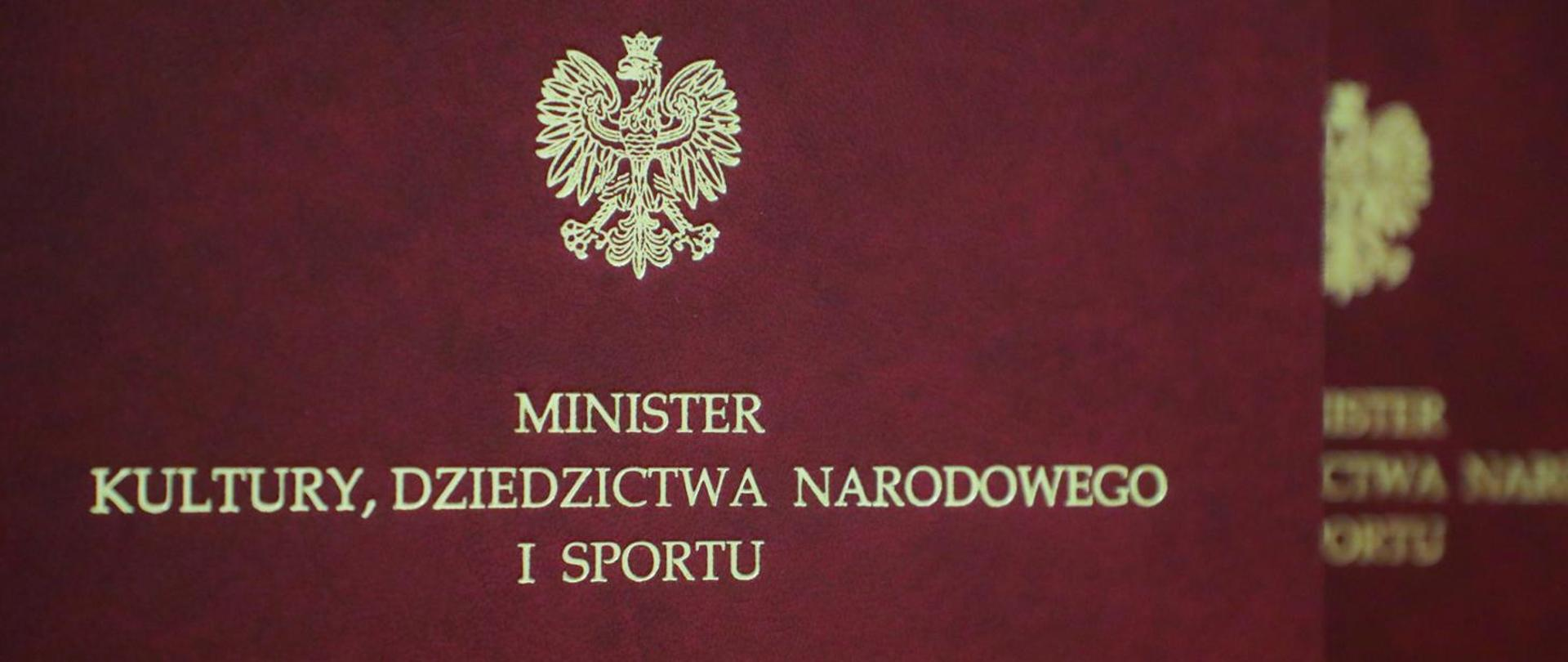 Minister Kultury, Dziedzictwa Narodowego i Sportu, fot. Danuta Matloch