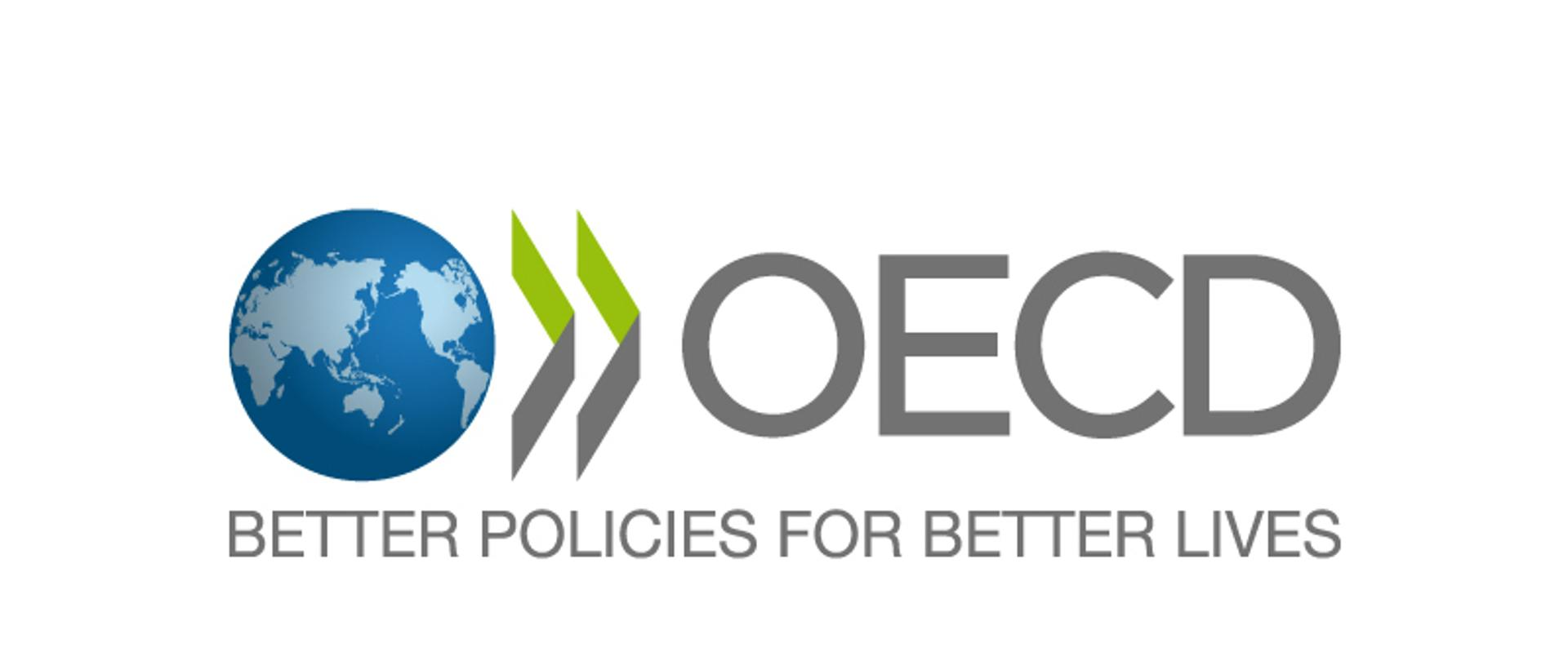 Logo and sign Better policies for better lives