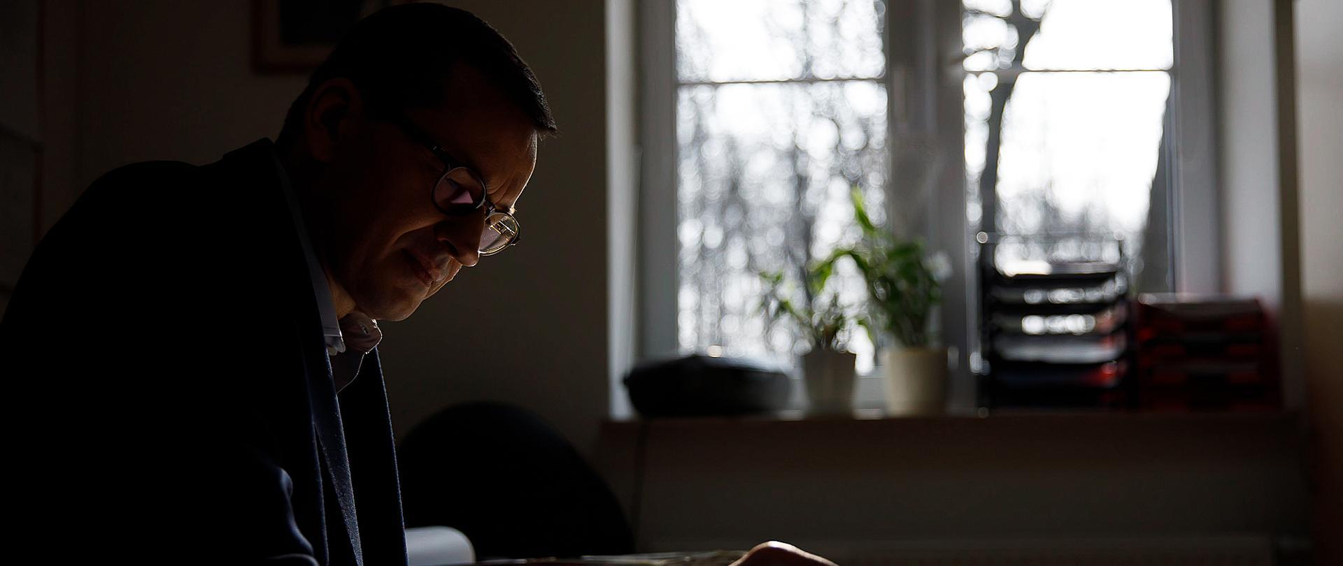 En Intervju Med Republiken Polens Premiarminister Mateusz Morawiecki Poland In Sweden Gov Pl Website