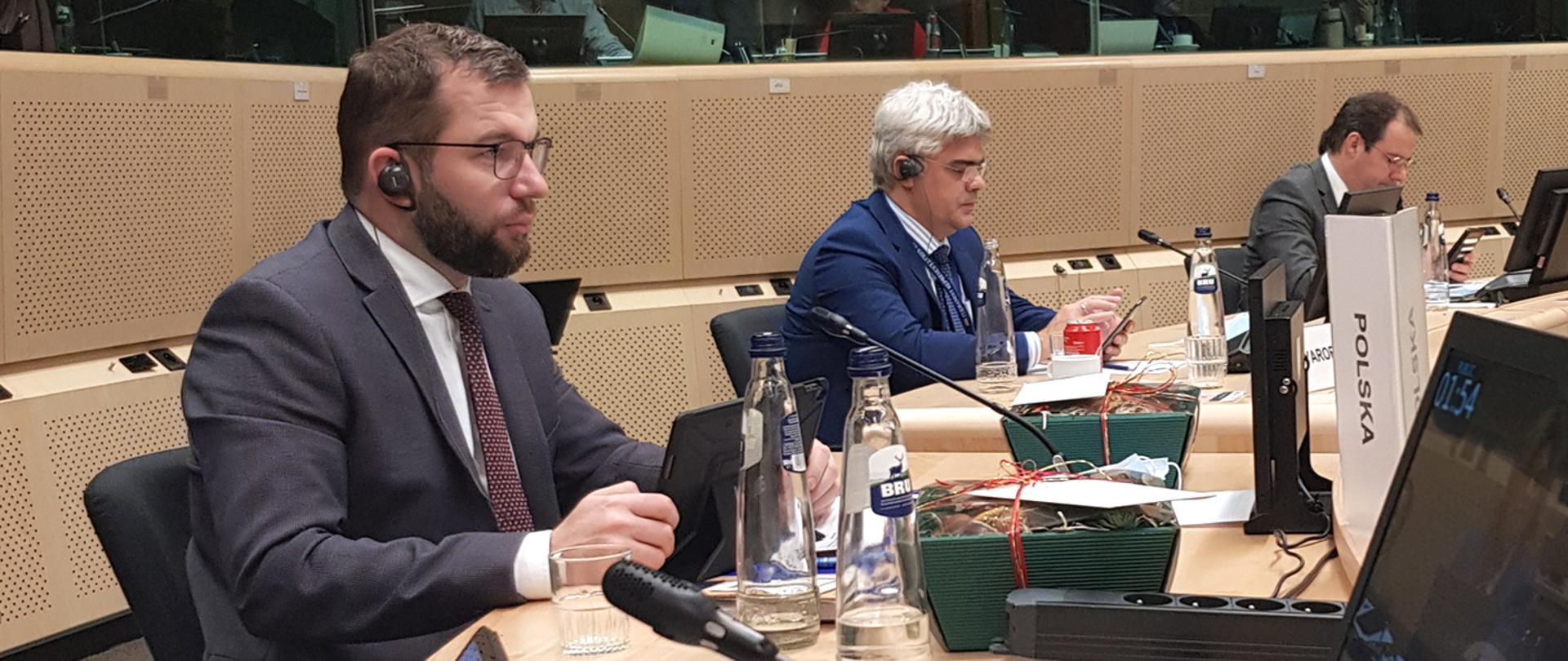 Rada Ministrów ds. Rolnictwa i Rybołówstwa w Brukseli
