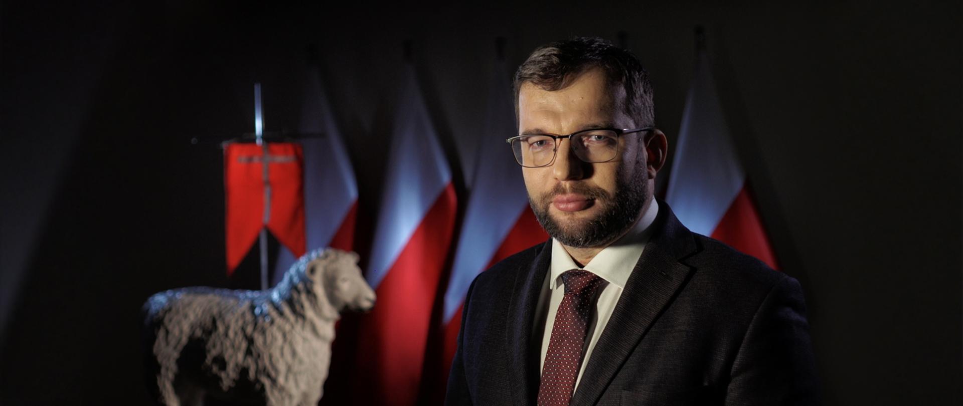 Zdjęcie do artykułu Życzenia ministra rolnictwa i rozwoju wsi Grzegorza Pudy z okazji Świąt Zmartwychwstania Pańskiego