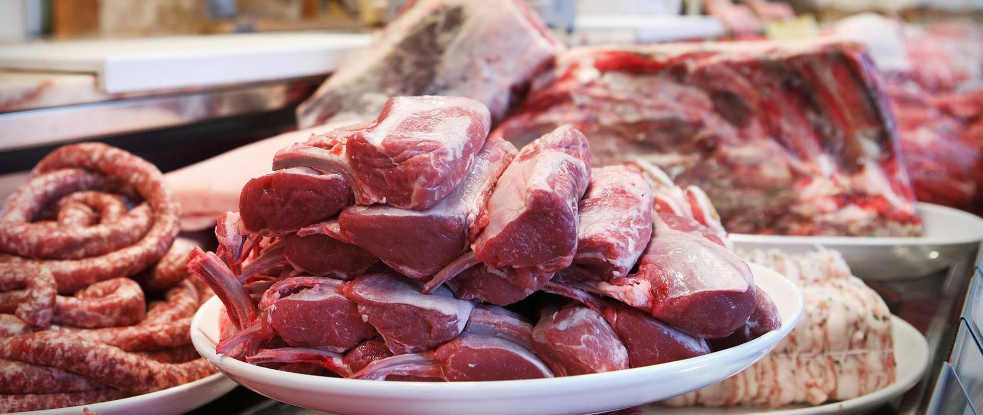 Znakowanie nieopakowanego mięsa flagą kraju pochodzenia