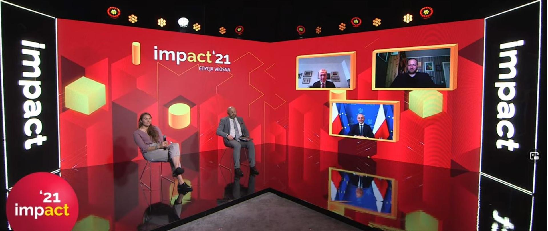 Zdjęcie do artykułu O rozwoju offshore i elektromobilności podczas konferencji Impact'21