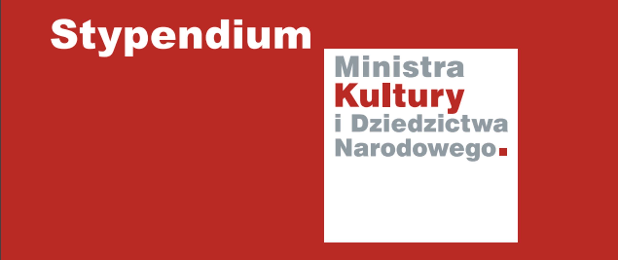 Konkurs o stypendia twórcze oraz stypendia z zakresu upowszechniania kultury na 2020 r.