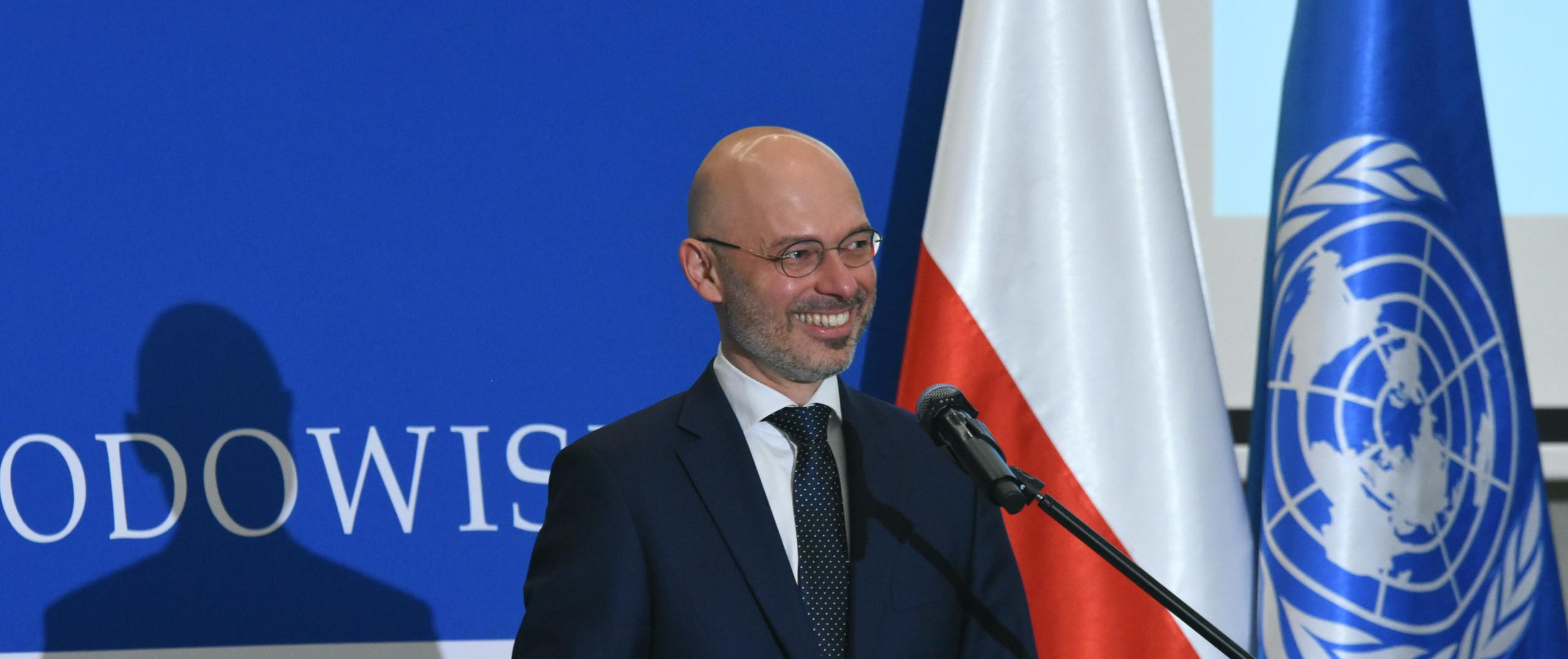 Wiceminister środowiska, Prezydent COP24 Michał Kurtyka