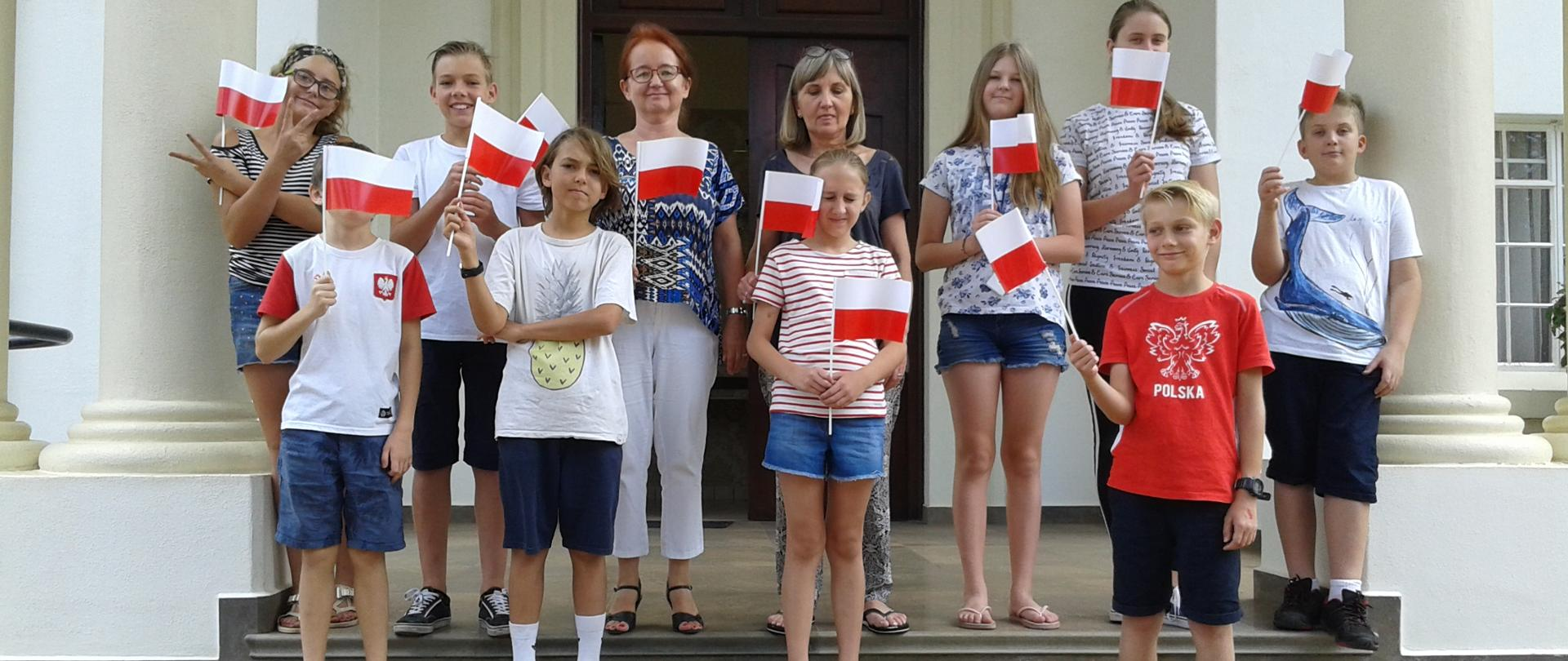The Polish School at the Embassy of the Republic of Poland in Pretoria officially inaugurated the 2020/2021 school year on September 5, 2020.