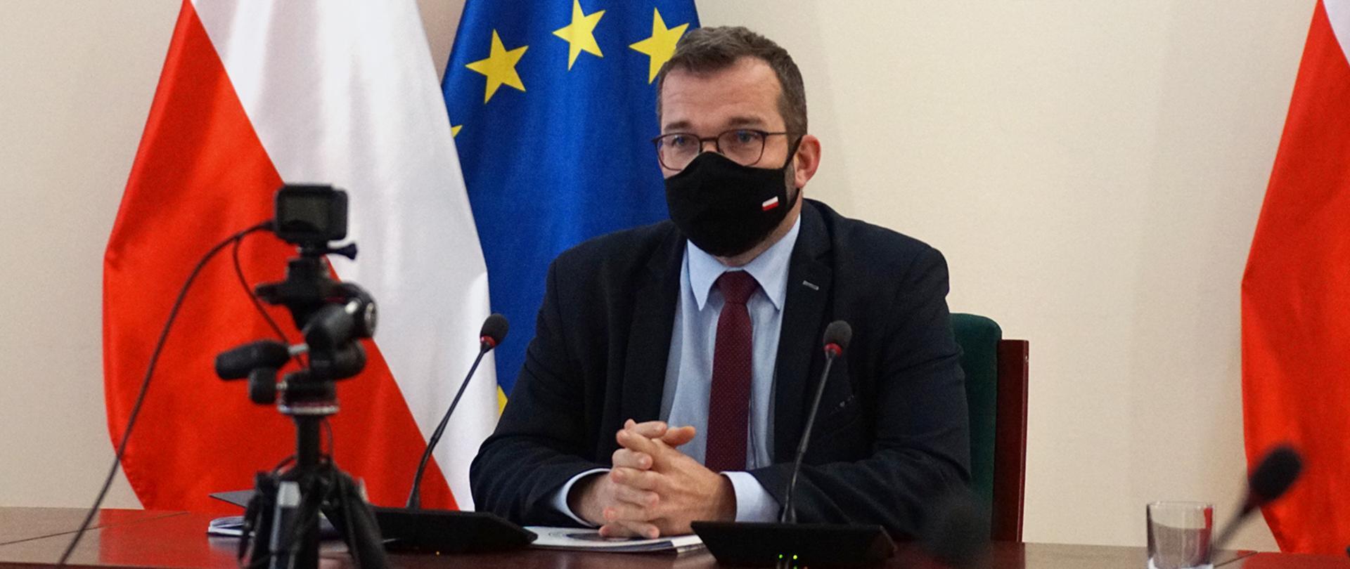 O zwalczaniu ASF z ministrami rolnictwa Niemiec i Czech