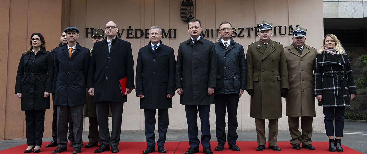 Strengthening military cooperation with Hungary