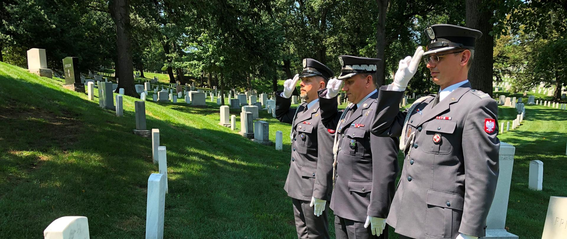 Tribute to American airmen who fought in the Polish-Bolshevik war of 1920