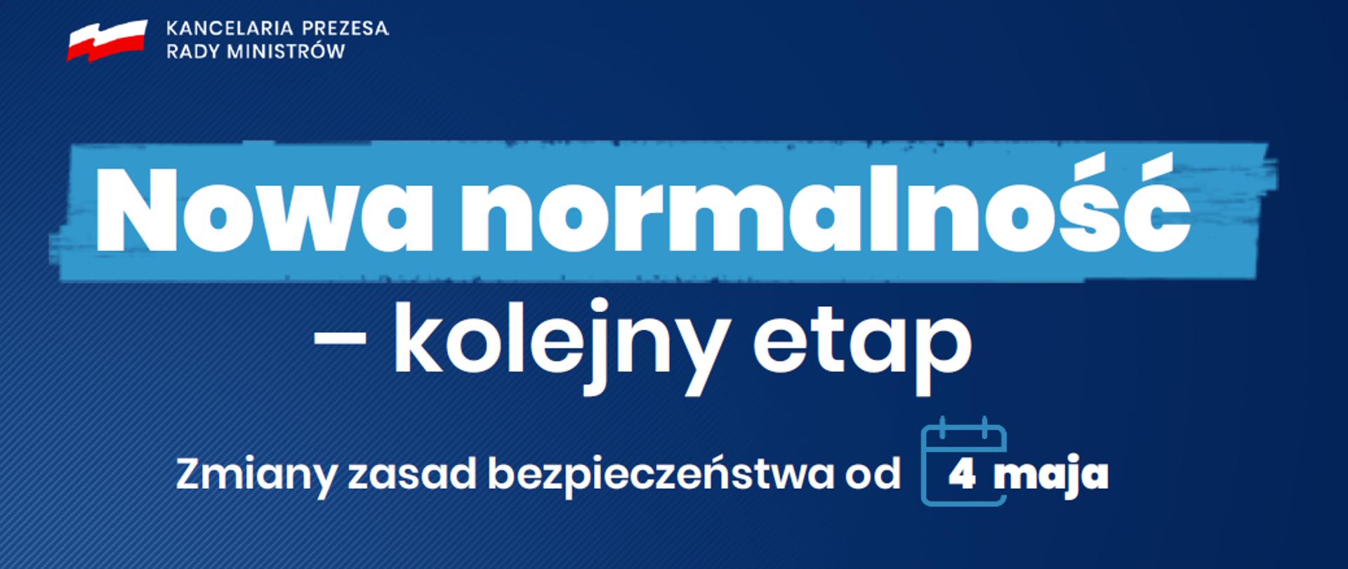 Nowa normalność: kolejny etap