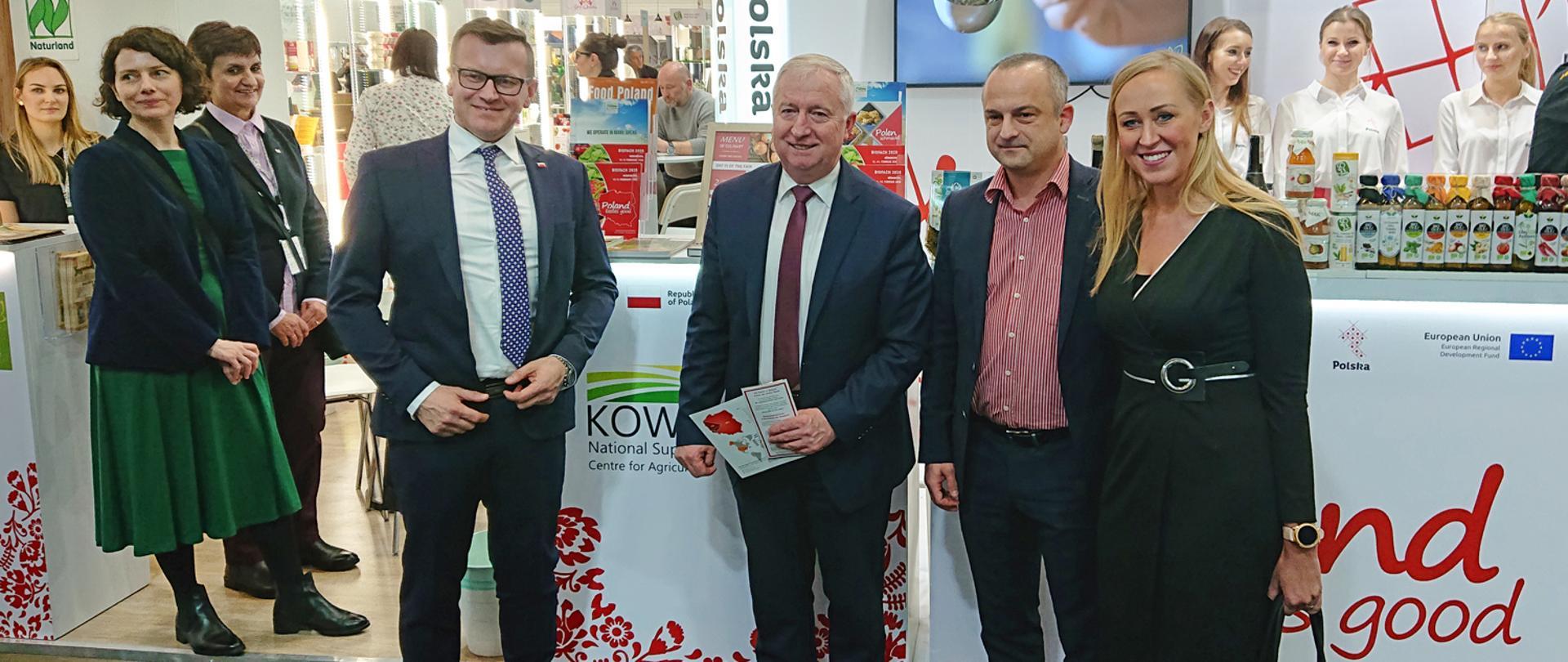 Polska na targach Biofach 2020