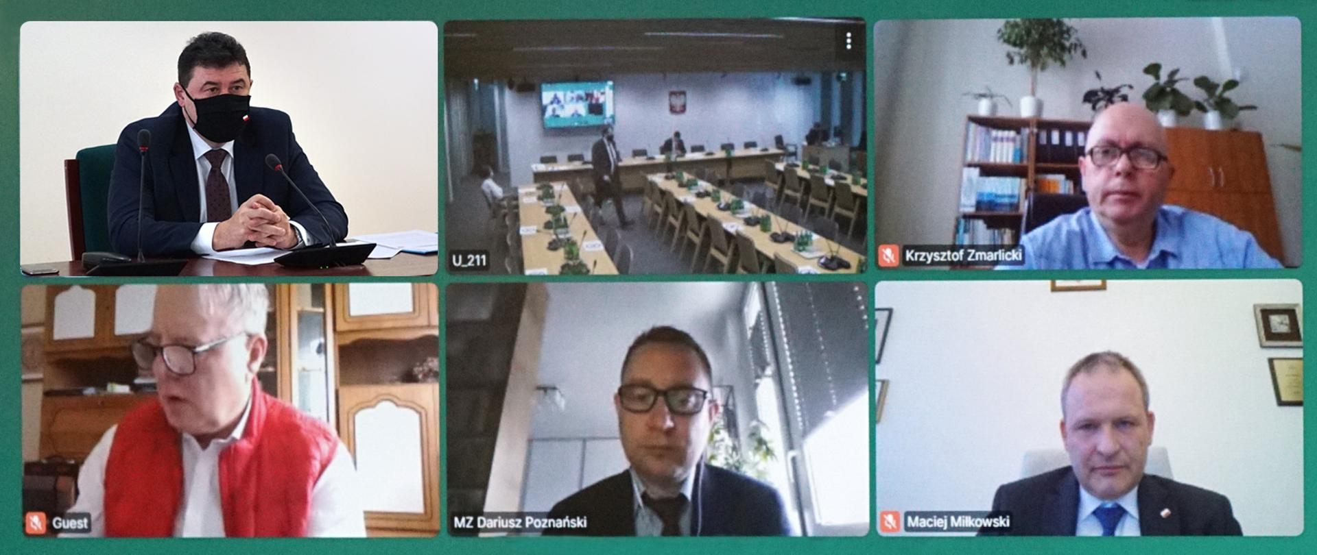 Uprawa konopi siewnych i medycznych tematem posiedzenia Podkomisji stałej ds. biogospodarki i innowacyjności w rolnictwie
