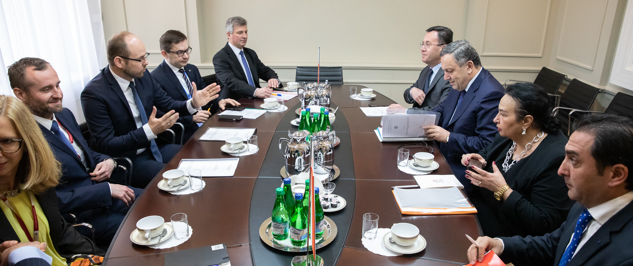 Polish-Armenian political consultations in Warsaw