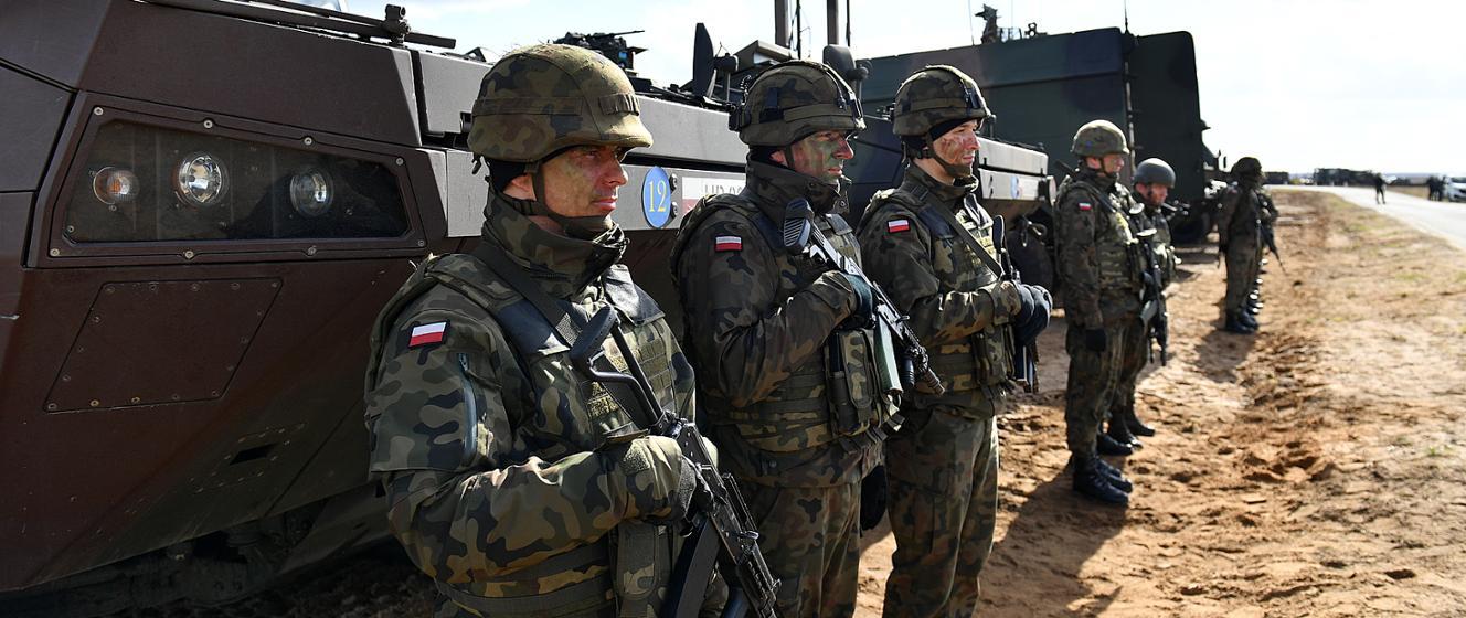 Szkolenia rezerwy szans261; dla tych, którzy stracili prac281; - Ministerstwo Obrony Narodowej - Portal Gov.pl