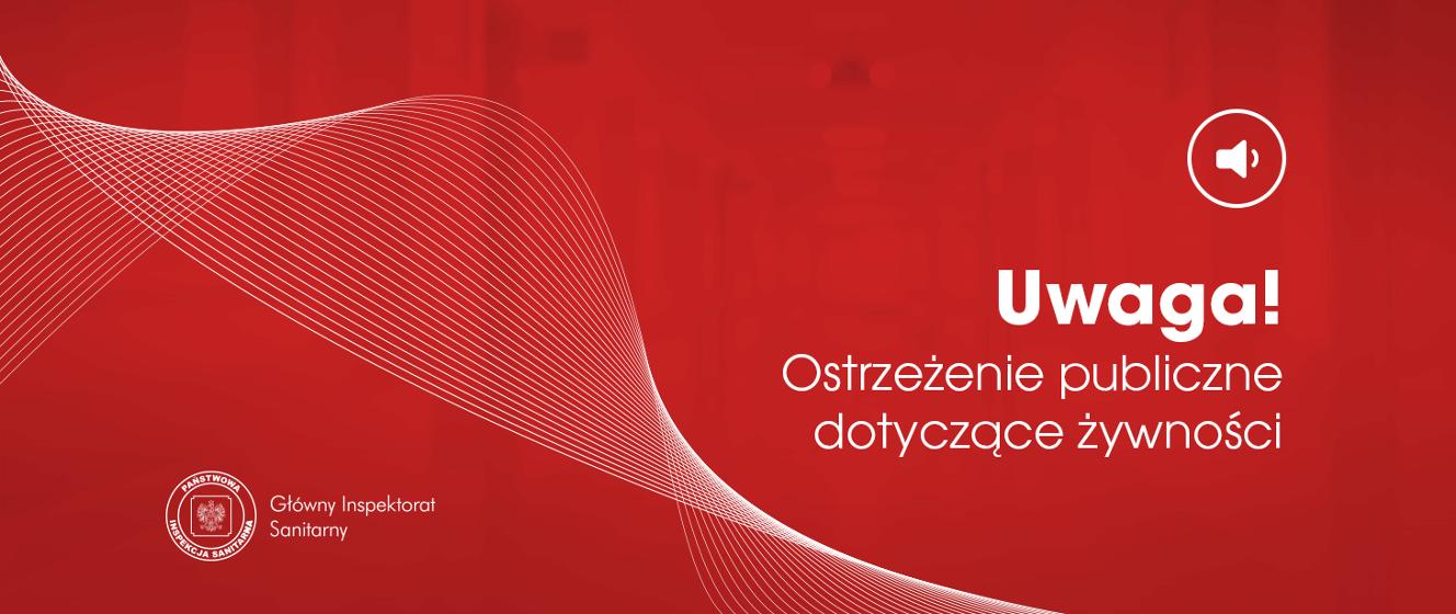 Ostrzeżenie publiczne dotyczące żywności: Wycofanie niektórych suplementów diety marki Royal Green ze względu na zastosowanie składnika zanieczyszczonego tlenkiem etylenu - Główny Inspektorat Sanitarny - Portal Gov.pl