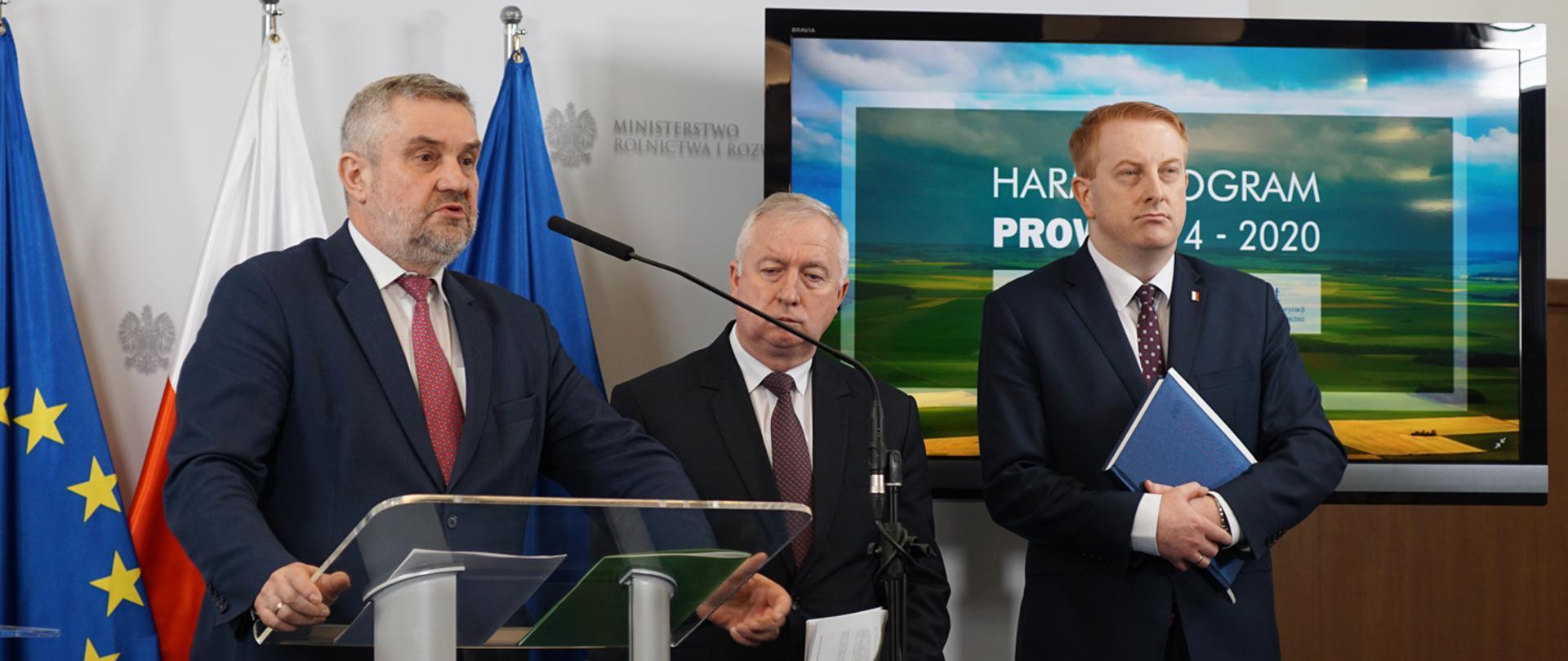 Budżet na rolnictwo zapowiada się optymistycznie
