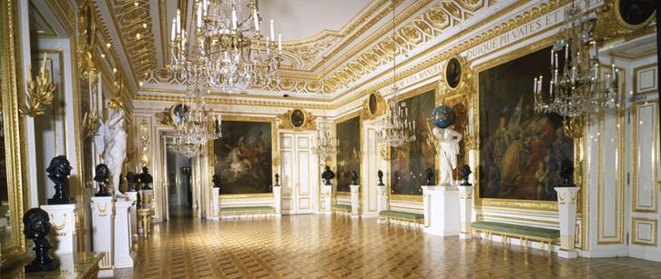 Zamek Królewski w Warszawie - Sala Rycerska, fot. M. Bronarski
