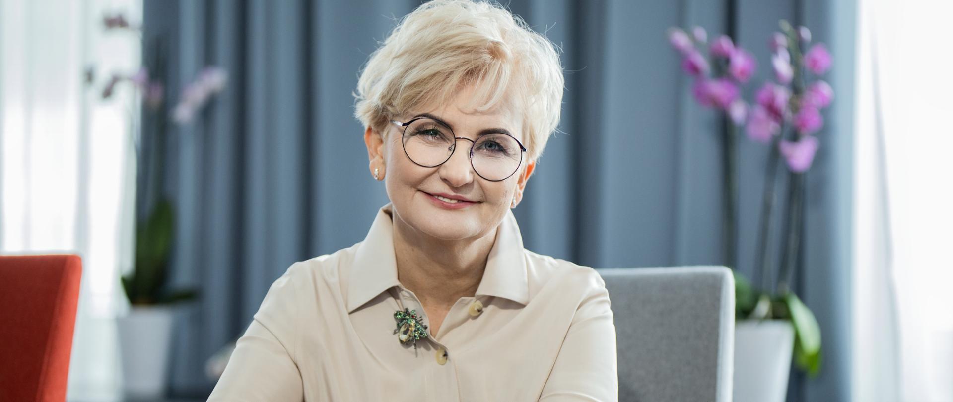 Apel Minister Iwony Michałek do przedsiębiorców o czasowe wdrożenie pracy zdalnej - Ministerstwo Rozwoju, Pracy i Technologii - Portal Gov.pl