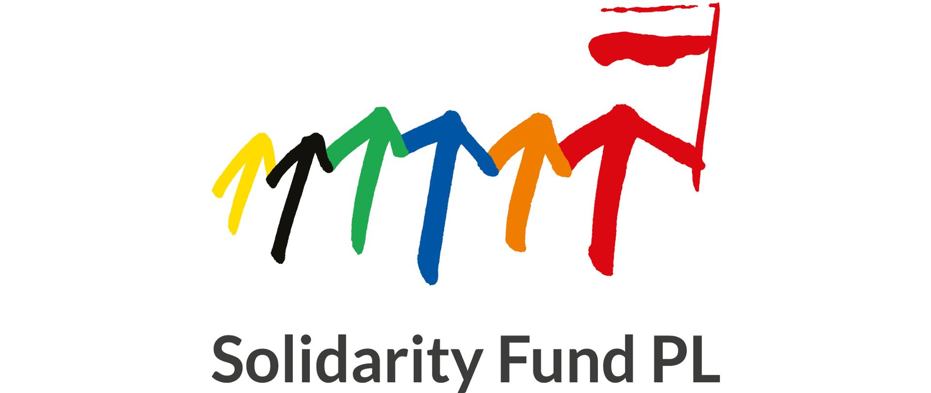 logo in colours Solidarity Fund PL